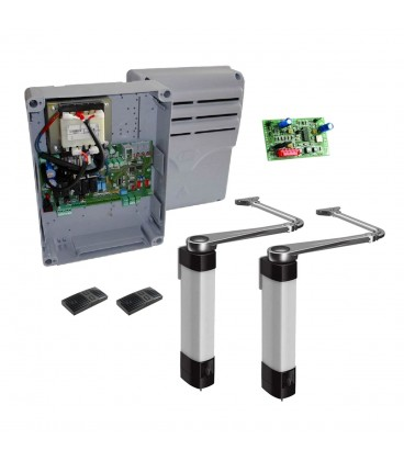 Came STYLO комплект для автоматизации распашных ворот с высокой интенсивностью эксплуатации