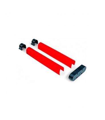 CAME 001G0403 Накладки резиновые на стрелу 4м.