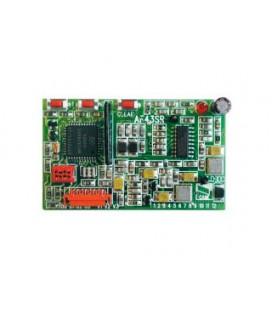 Came AF43SR Радиоприёмник встраиваемый с динамическим кодом