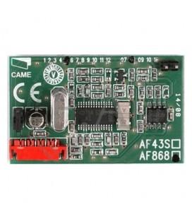 Came AF868 Радиоприемник встраиваемый Частота 868,35 МГц