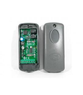 Came RE862M Радиоприемник 2-х канальный в корпусе, универсальный Частота 868,35 МГц
