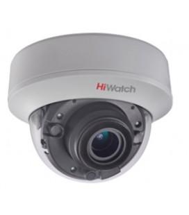 HiWatch DS-T507 5Мп внутренняя купольная HD-TVI камера