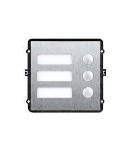 3-х кнопочный модуль DAHUA VTO2000A-B