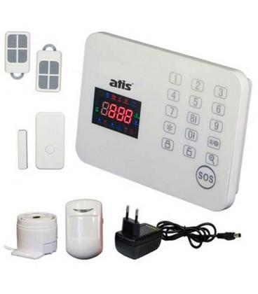 Беспроводный комплект автономной GSM сигнализации Atis Kit-GSM120