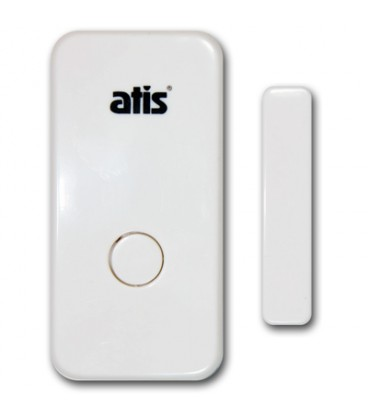 Беспроводной магнитоконтактный извещатель Atis-19BW
