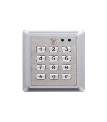 Кодовая клавиатура со встроенным считывателем YLI YK-668