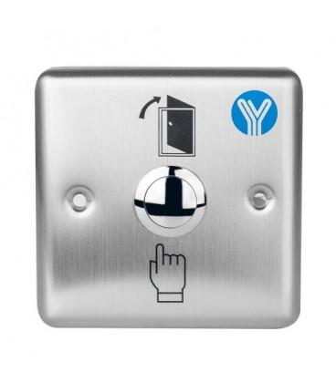 Кнопка выхода врезная YLI ABK-801B