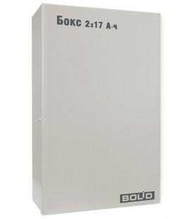 Бокс-24/17М5-Р (Бокс-24 исп.01)