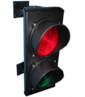 CAME C0000710.2 Светофор светодиодный, 2-секционный