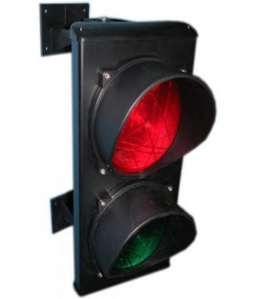 CAME  C0000710 Светофор светодиодный, 2-секционный, красный-зелёный