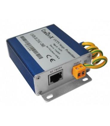 CO-PL-B1/220AC-P401 Грозозащита линии 220Вольт и линии Ethernet