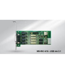 MB-RIO4/16 - USB rev.3.1