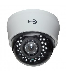 Видеокамера Jassun JSH-D100IR (3.6mm) white, 1.0Mp (мультиформат) dome