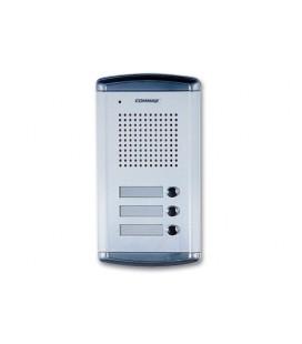 Вызывная панель 3 абонента Commax DR-2A3N