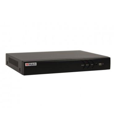 IP-регистратор HiWatch DS-N308/2P
