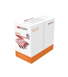 Hikvision DS-1LN6-UU Кабель UTP4 парыCAT6e