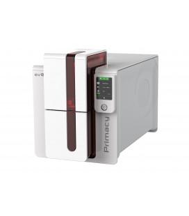 Evolis Primacy Duplex, USB & Ethernet Принтер для двусторонней цветной печати на пластиковых картах