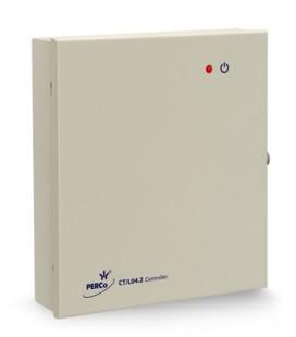 PERCo-CT/L04.2 Универсальный контроллер замка/турникета под 2 выносных считывателя