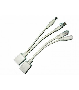 ZCPOECI-001 Пассивный комплект POE инжектор и сплиттер