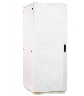 Шкаф телекоммуникационный напольный 38U (800x800) дверь перфорированная