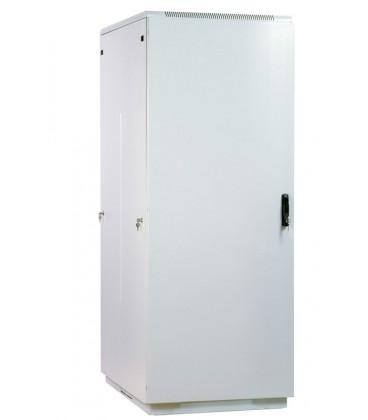 Шкаф телекоммуникационный напольный 42U (800x1000) дверь металл