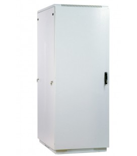 Шкаф телекоммуникационный напольный 42U (800x800) дверь металл