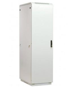 Шкаф телекоммуникационный напольный 47U (600х600) дверь металл