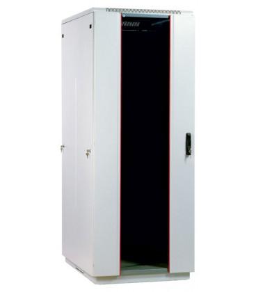 Шкаф телекоммуникационный напольный 42U (800x1000) дверь стекло