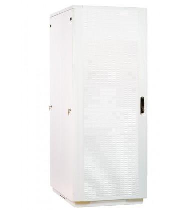 Шкаф телекоммуникационный напольный 47U (800х800) дверь перфорированная