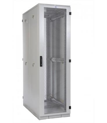 Шкаф серверный напольный 45U (600x1200) дверь перфорированная 2 шт.
