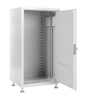 Шкаф телекоммуникационный напольный 22U антивандальный (600х530)