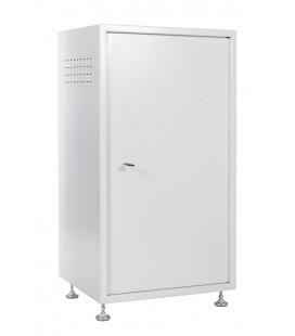 Шкаф телекоммуникационный напольный 18U антивандальный (600х530)