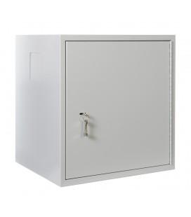 Шкаф телекоммуникационный настенный 9U антивандальный (600*530)