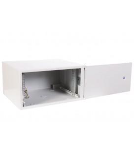 Шкаф телекоммуникационный настенный 9U антивандальный пенального типа (600*500)