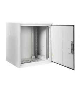 Шкаф телекоммуникационный настенный 12U антивандальный (600*530)