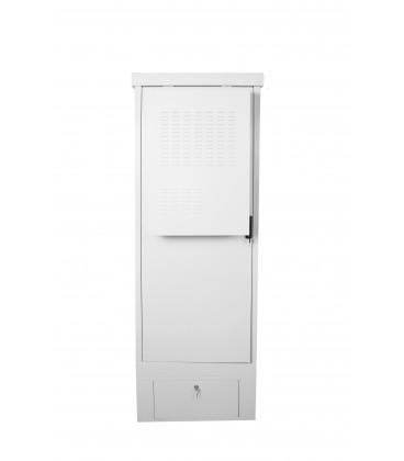 Шкаф уличный всепогодный напольный укомплектованный 36U (Ш700 × Г600), комплектация ТК-IP54