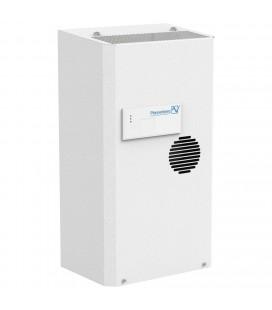 Кондиционер для шкафов ЦМО серии ШТВ-Н, 562 × 310 × 212, 510 Вт, 230 В, цвет серый