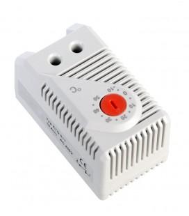 Терморегулятор (термостат) для нагревателя (-10/+50С) нормально-замкнутый контакт (NC)