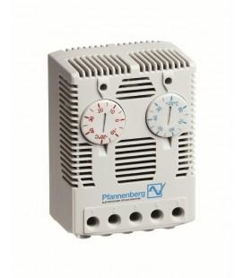 Термостат Pfannenberg сдвоенный FLZ 541 , 0..+60°C