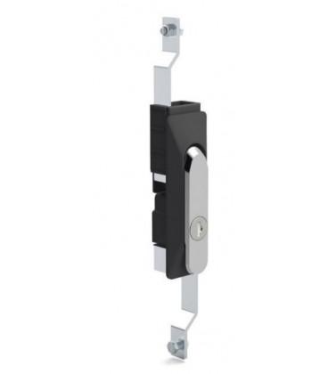 Замок для напольных шкафов серии ШТВ высотой 12U, индивидуальные ключи