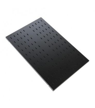Полка усиленная для аккумуляторов, грузоподъёмностью 200 кг., глубина 1000 мм, цвет черный