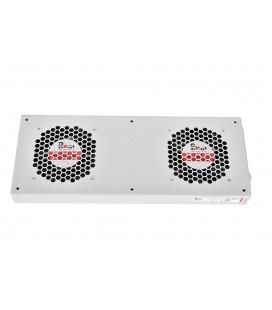 Модуль вентиляторный, 2 вентилятора, колодка
