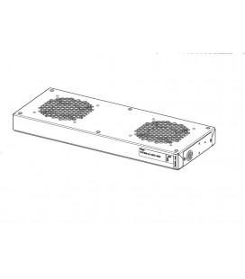 Модуль вентиляторный, 36-48 DC, 2 вентилятора