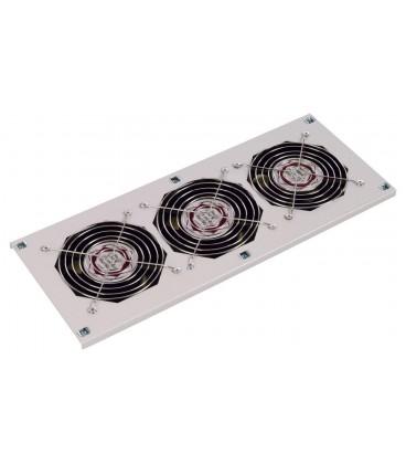 Модуль вентиляторный (170 × 425), 3 вентилятора