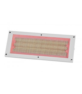 Фильтр (170x425) пылезащищённый IP55 для шкафов ЦМО и Elbox, черный