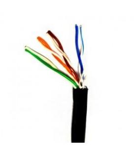 UTP 4x2x0,5-Cu PE Сетевой кабель UTP категории 5E для внешней прокладки