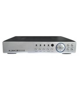 AltCam DVR1643 16-ти канальный гибридный видеорегистратор