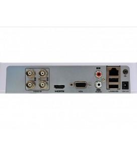 HiWatch DS-H204Q 4-х канальный гибридный HD-TVI регистратор
