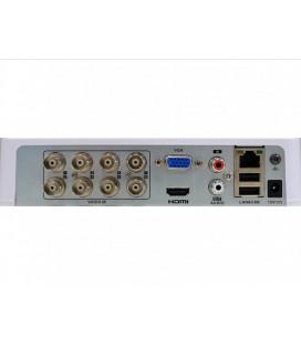 HiWatch DS-H208Q 8-ми канальный гибридный HD-TVI регистратор