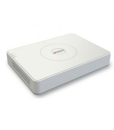 HiWatch DS-H216Q 8-ми канальный гибридный HD-TVI регистратор